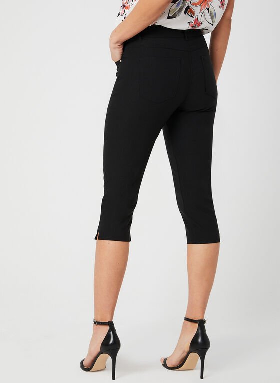 Simon Chang - Signature Fit Capris, Black, hi-res