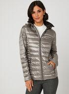 Nuage - Packable Down Coat, Off White, hi-res