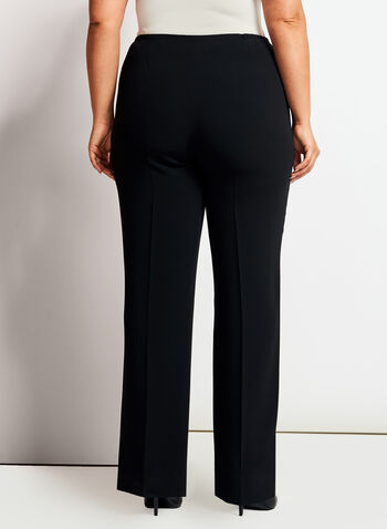 Louben - Modern Fit Straight Leg Pants, , hi-res