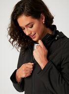 Anne Klein - Softshell Coat, Black, hi-res