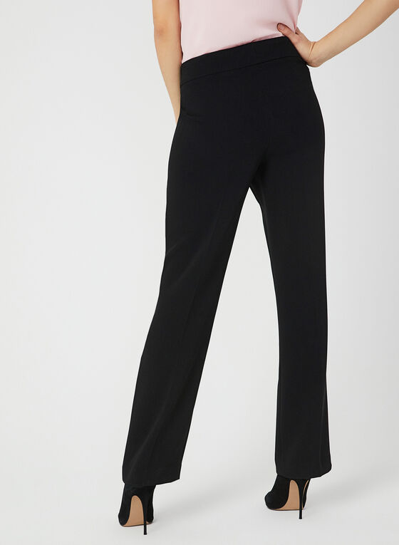 Louben - Modern Fit Pants, Black, hi-res