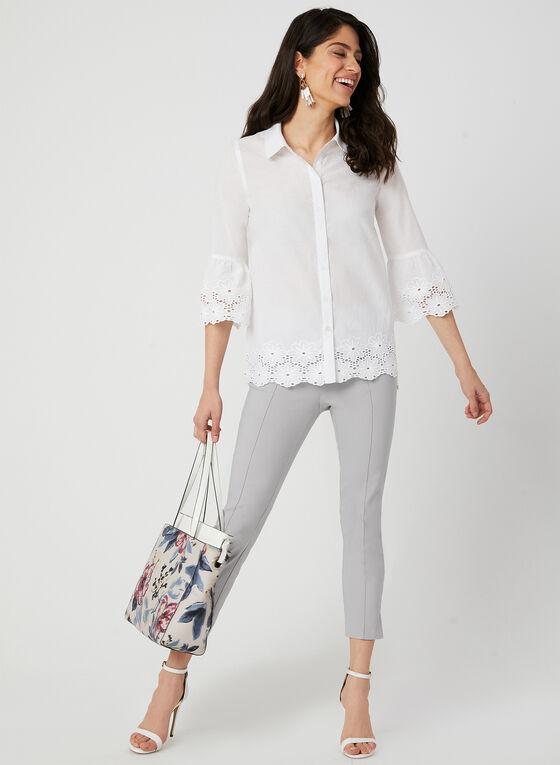 Floral Print Tote Bag, Multi, hi-res