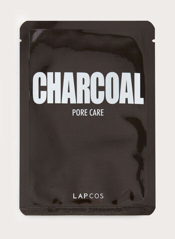 Lapcos- Charcoal Pore Care Mask, Multi, hi-res