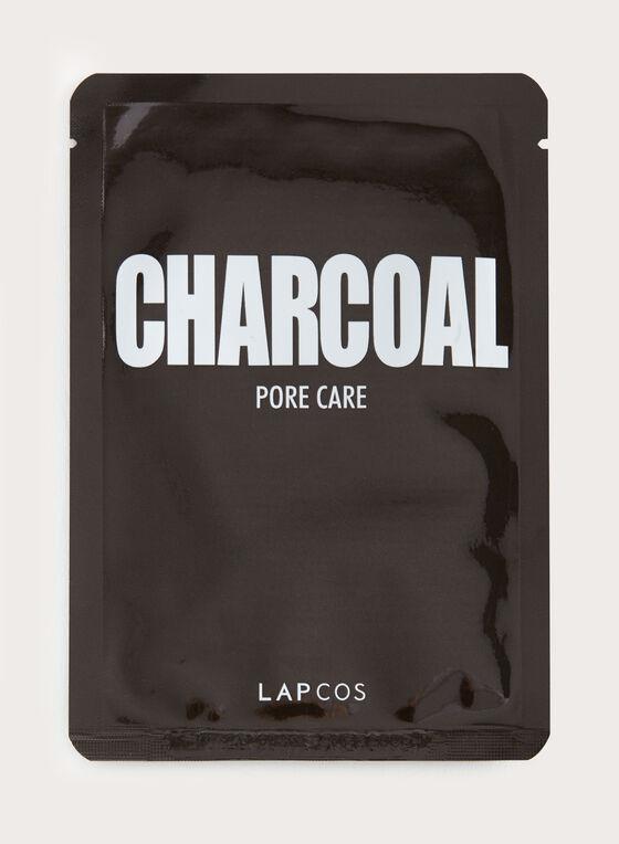 Lapcos - Masque astringent à l'extrait de charbon, Multi, hi-res