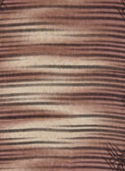 Abstract Stripe Print Scarf, Grey