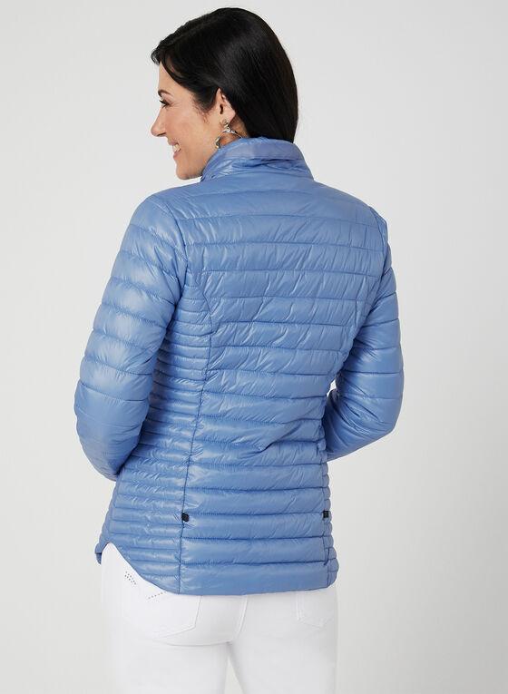 Novelti - Manteau court matelassé, Bleu