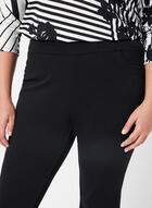 Picadilly - Capri Pants, Black, hi-res
