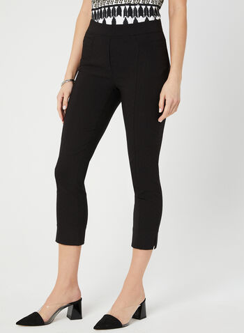 Vex - Signature Fit Capris, Black, hi-res