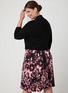 Boléro ouvert en tricot avec strass, Noir, hi-res