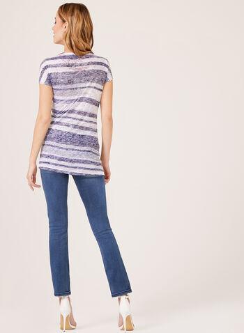Vex - Tie Dye Print Shirt, Blue, hi-res