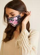 Ensemble de deux masques en tissu, Rose