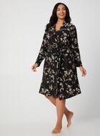 Hamilton - Robe & Nightgown, Black, hi-res