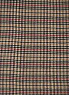 Écharpe motif tartan à franges, Multi, hi-res