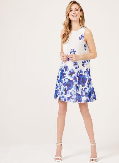Jessica Howard - Floral Print Shift Dress