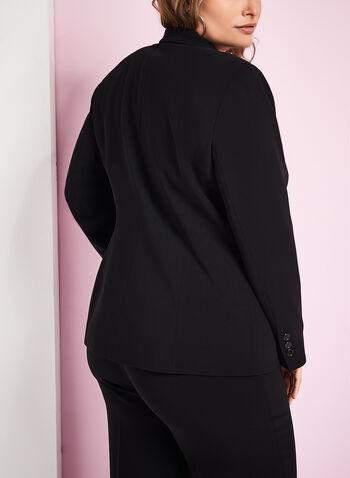 Louben - Notch Collar Blazer, , hi-res