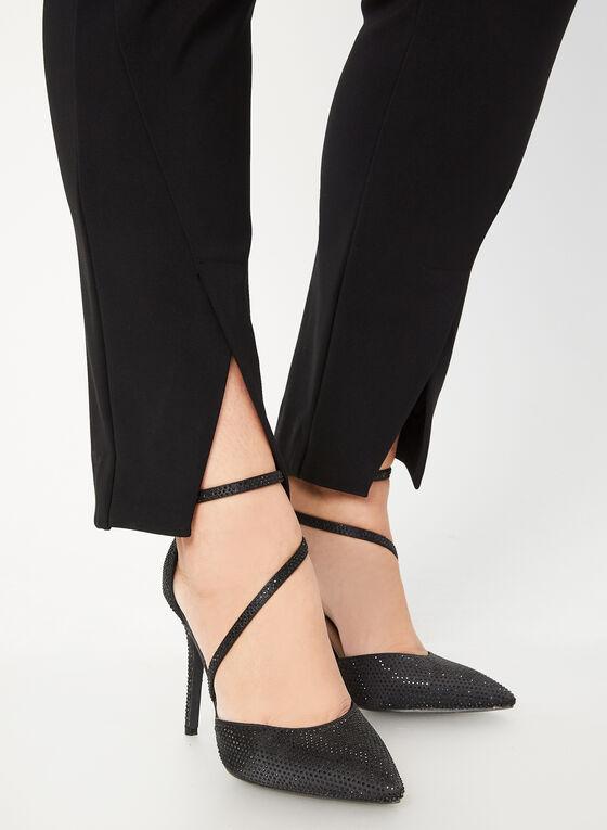 Joseph Ribkoff - City Fit Slim Leg Pants, Black