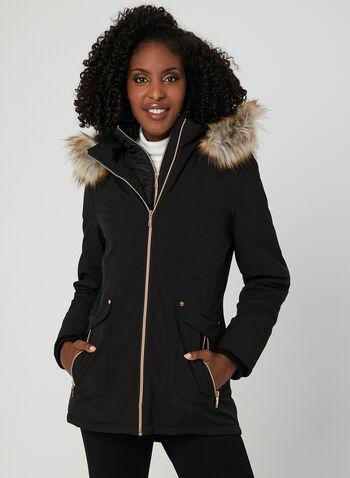 Chillax - Artic-Loft® Coat, Black, hi-res,