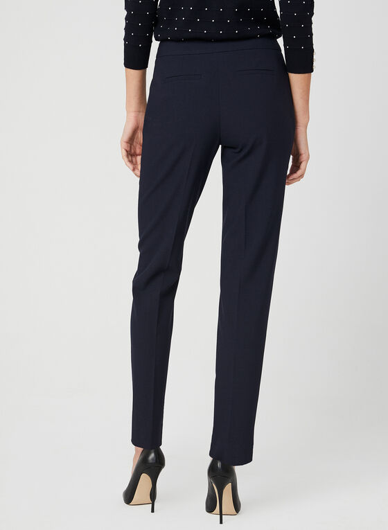 Modern Fit Straight Leg Pants, Blue, hi-res