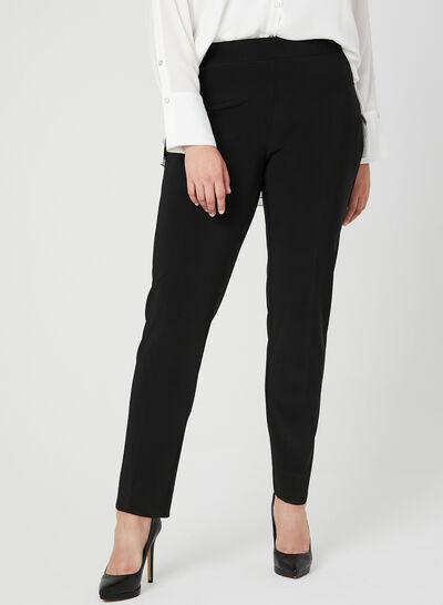 Joseph Ribkoff - Modern Fit Straight Leg Pants