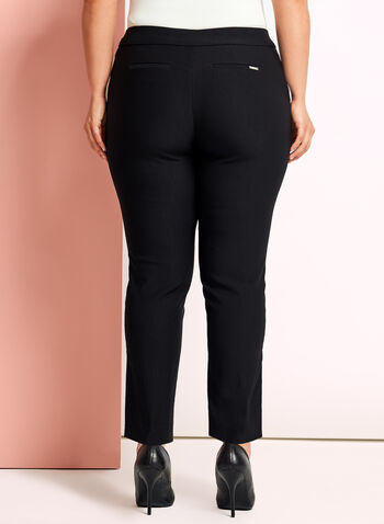 City Fit Straight Leg 7/8 Pants, , hi-res