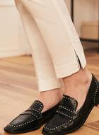 City Fit Straight Leg Pants, Off White
