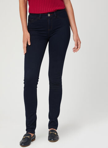 Love Premium Denim - Slim Leg Jeans, Blue, hi-res