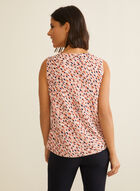 Layered Dotted Blouse, Multi