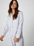 Pillow Talk - Two-Piece Pyjama Set, White