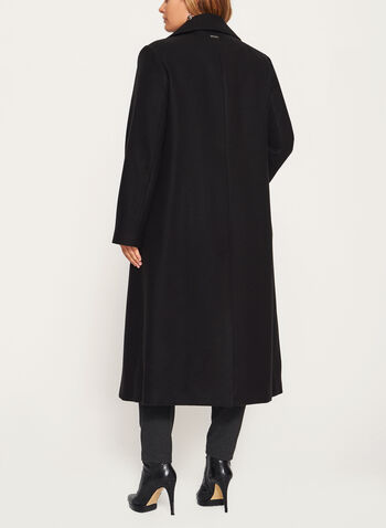 Novelti - Long Wool Like Coat , , hi-res
