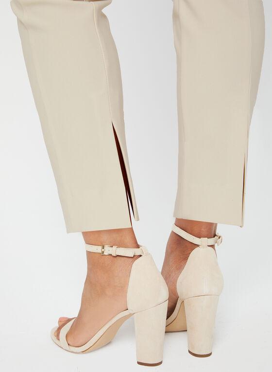 Joseph Ribkoff - Pantalon coupe moderne à jambe étroite, Blanc cassé