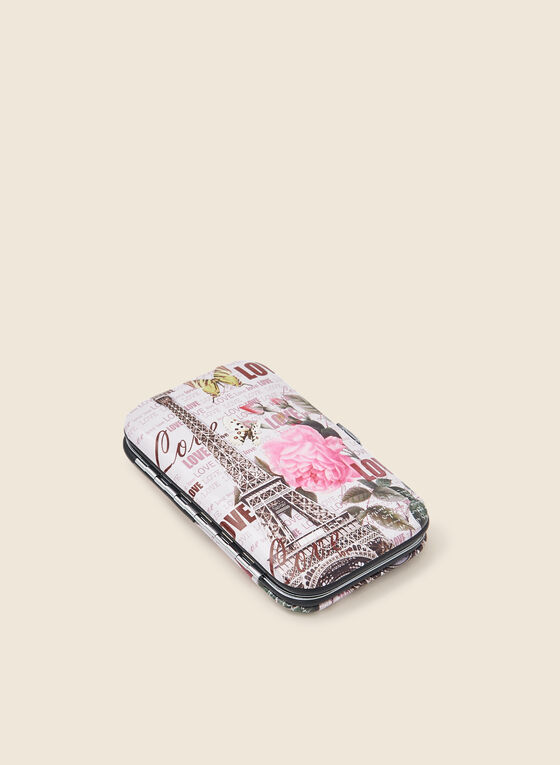 Parisian Print Manicure Kit, Pink