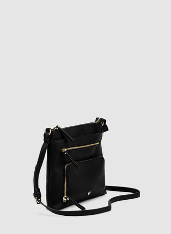 Crossbody Bag, Black, hi-res,  spring 2019