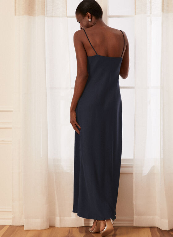 Joseph Ribkoff - Evening Dress & Removable Top, Blue