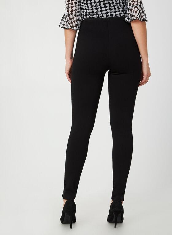 Crystal Detail Leggings, Black, hi-res