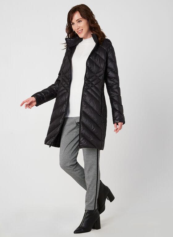 BCBGeneration - Packable Down Coat, Black