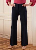 Louben - Pantalon à jambe droite , Bleu