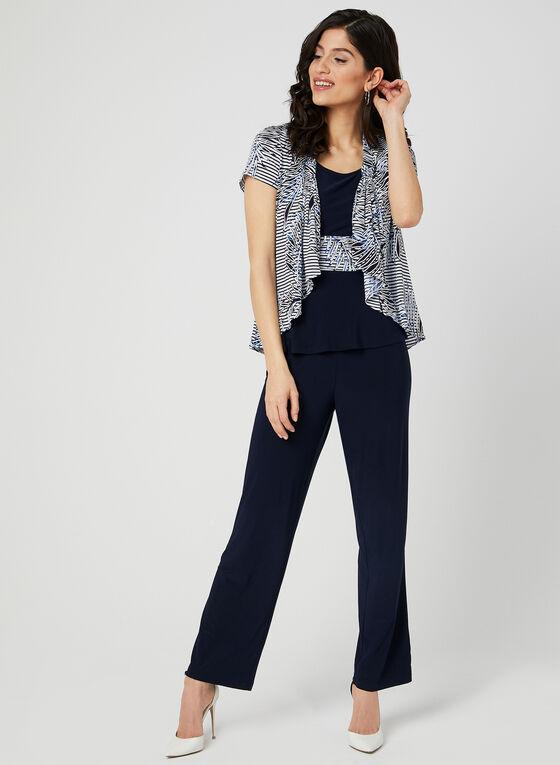 3-Piece Pantsuit, Blue, hi-res