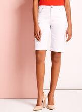 Simon Chang - Embellished Denim Shorts, , hi-res
