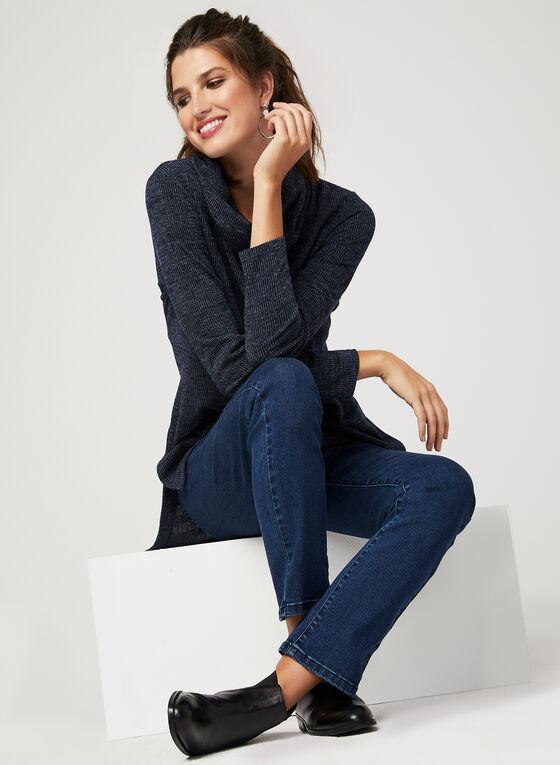 Modern Fit Straight Leg Jeans , Blue