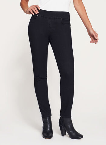 Simon Chang - Contemporary Fit Slim Leg Jeans, , hi-res