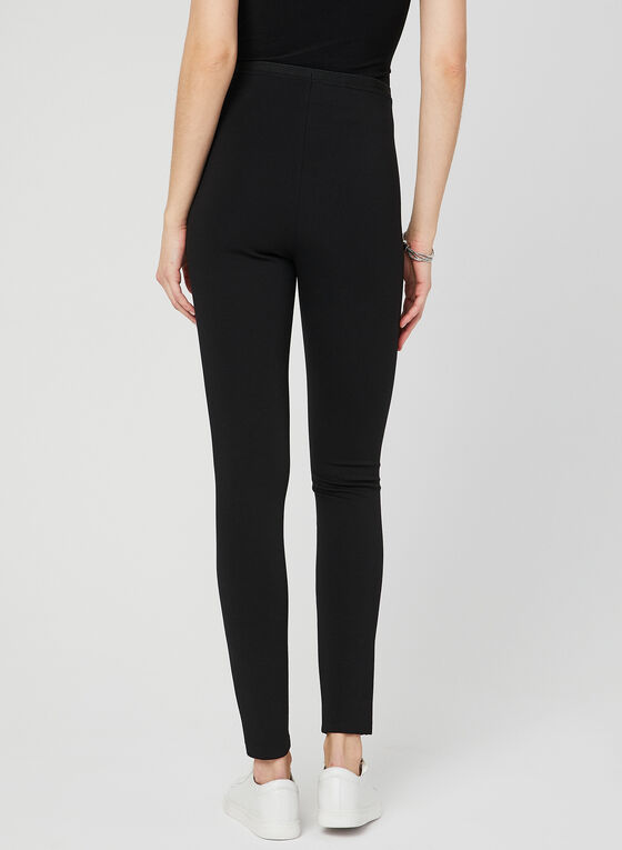 Modern Fit Leggings, Black
