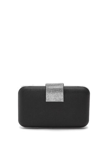 Contrast Crystal Flapover Minaudiere, , hi-res