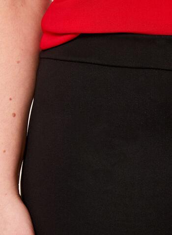 Pantalon pull-on coupe signature à jambe étroite, , hi-res