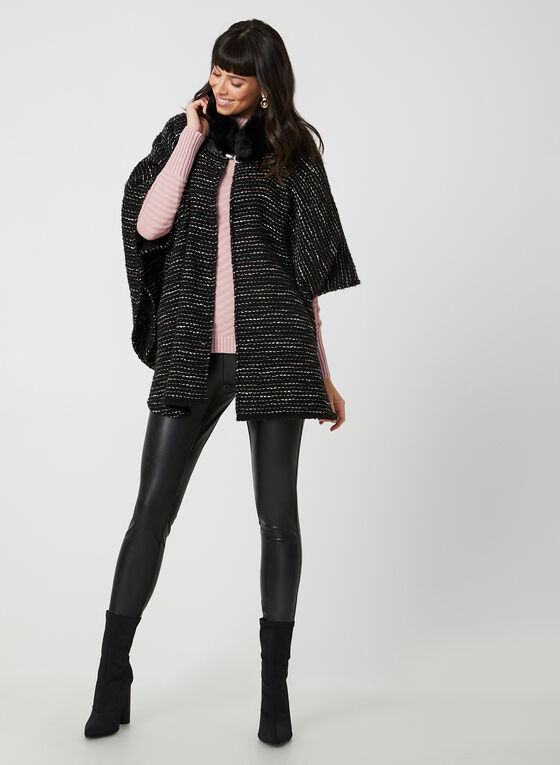 Long Sleeve Rib Sweater, Pink
