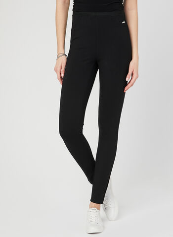 Modern Fit Leggings, Black, hi-res