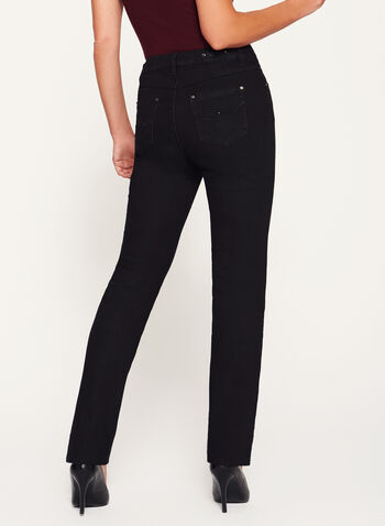 Simon Chang - Signature Fit Embellished Jeans, , hi-res