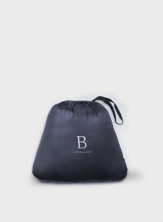 Bernardo - Weatherproof Coat EcoPlume™, Blue