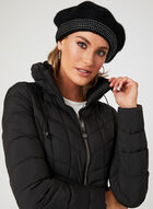 Bernardo - PrimaLoft® Thermoplume Packable Coat, Black, hi-res