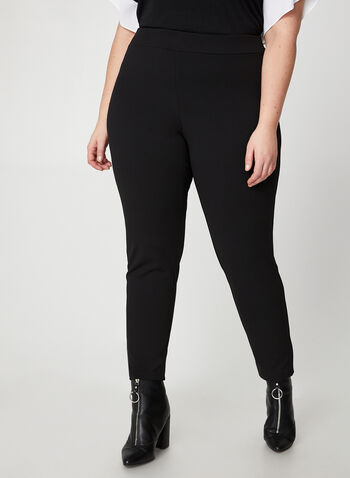 City Fit Crepe Pants, Black, hi-res,  Canada, pants, trousers, suiting, City Fit, fall 2019, winter 2019