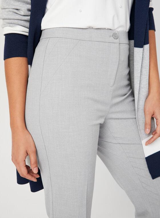 Signature Fit Straight Leg Pants, Grey, hi-res